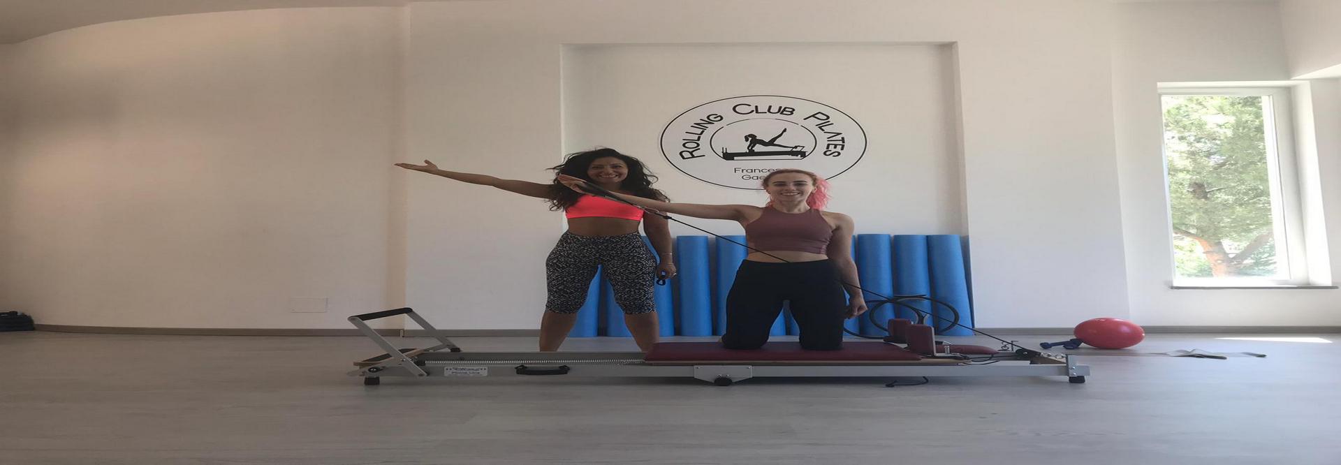 App Palestre Xeniasoft - Rolling Club Pilates