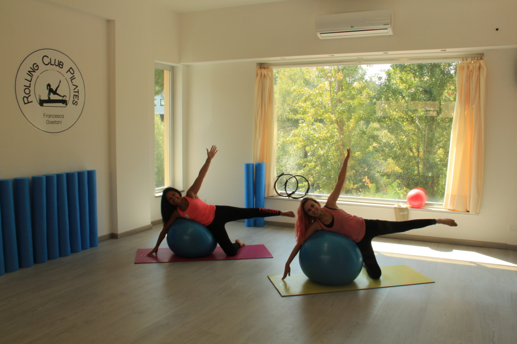Lezioni Rolling Club Pilates