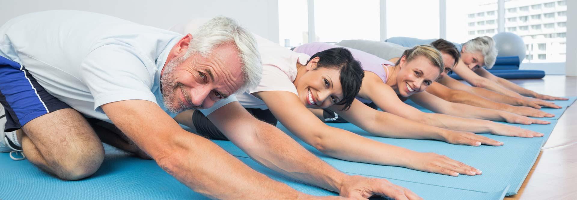 Pilates ideale per ogni età