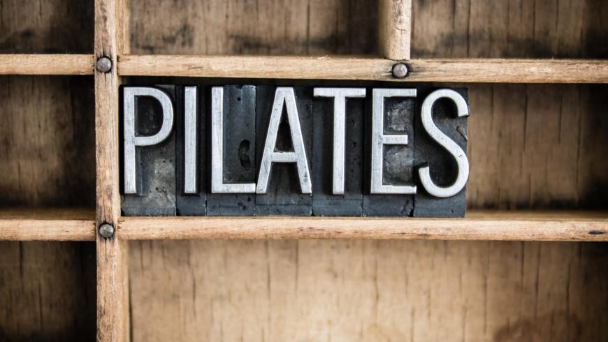 Anche nelle aziende si fa Pilates
