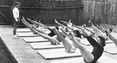 Pilates: i suoi eredi
