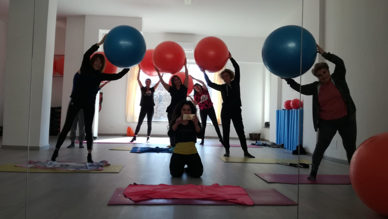 Pilates Gymball